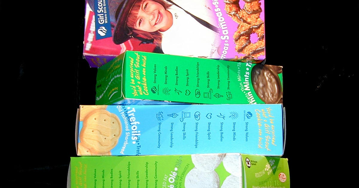 fork over 5 local girl scouts raise cookie prices