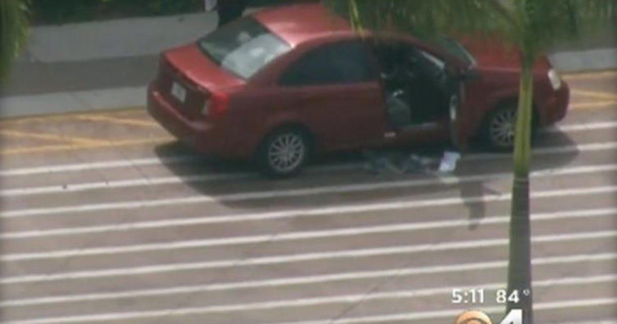 Gunshot Victim Dropped Off At Florida Wal Mart