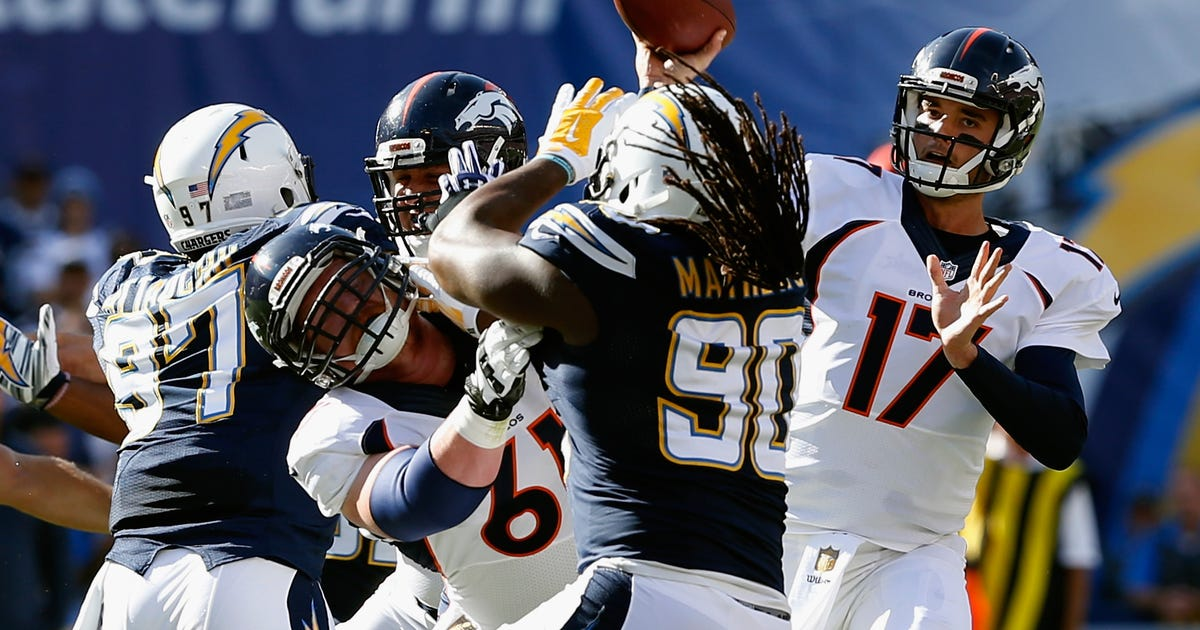 Broncos Defeat Chargers 17 3