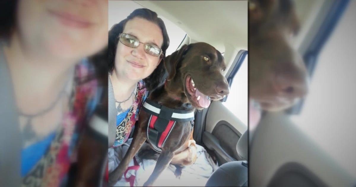 Prison dog training program changing lives