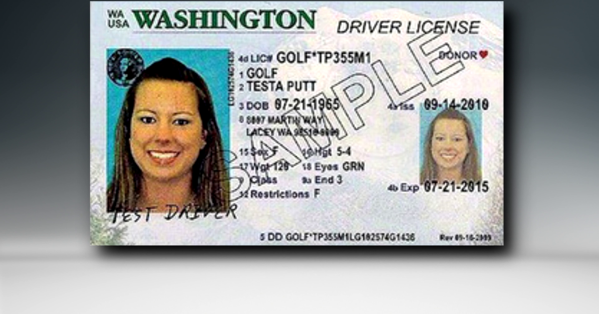 Want to fly? You may need to upgrade your driver's license