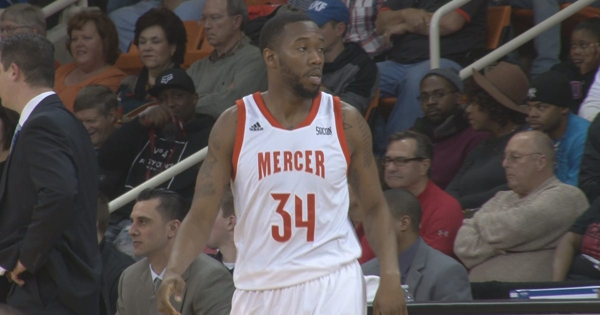 Mercer basketball player shot, killed in downtown Macon