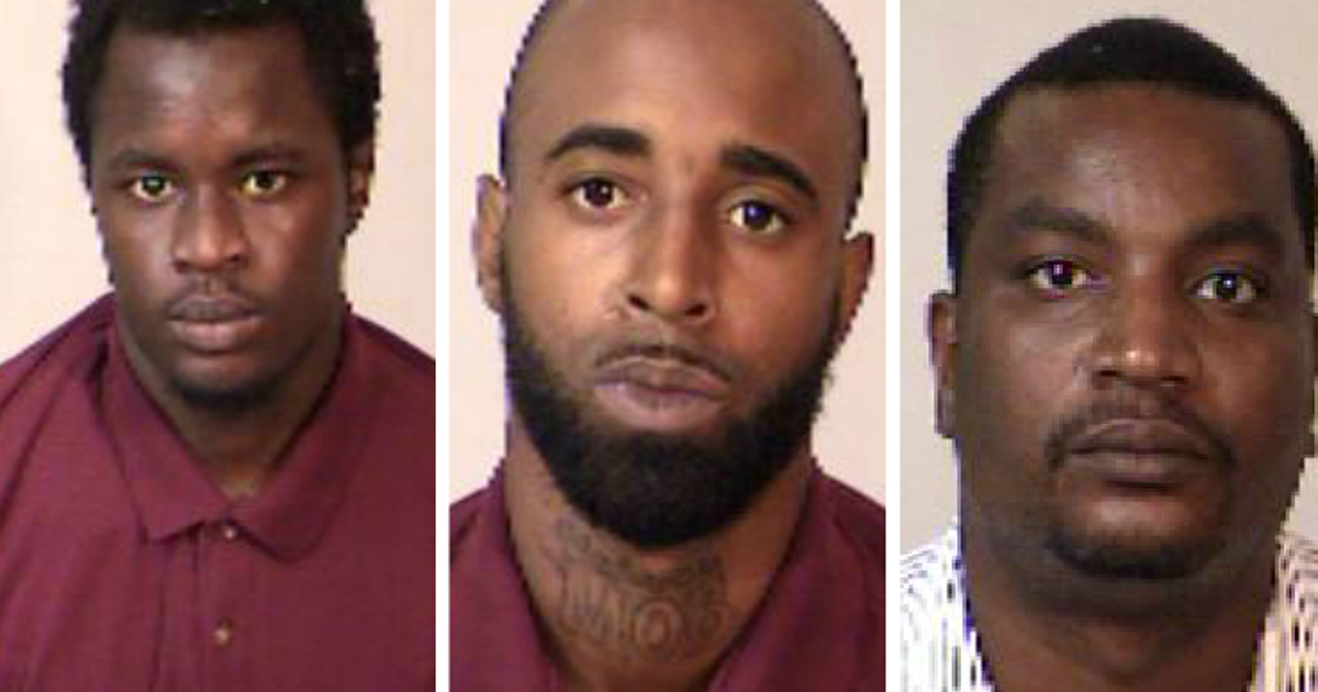 3 Arrested In Stafford County Bank Robbery