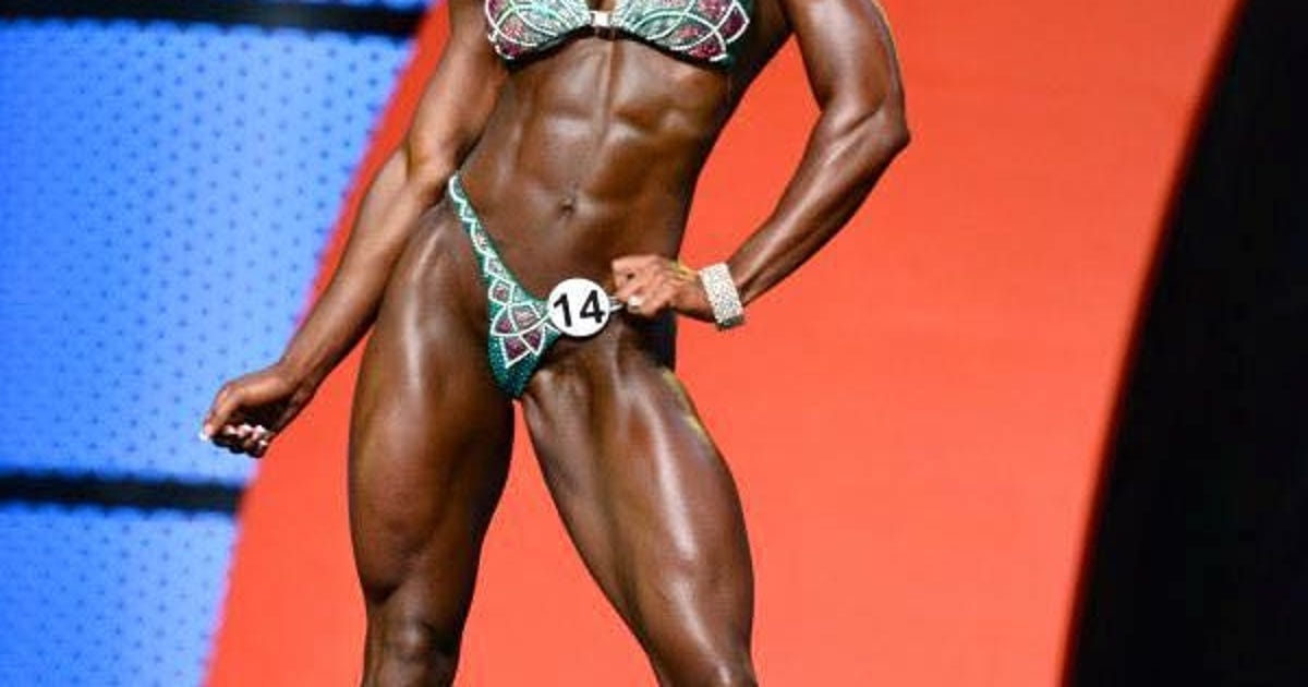 Colorado woman has one of the best bodies in the world