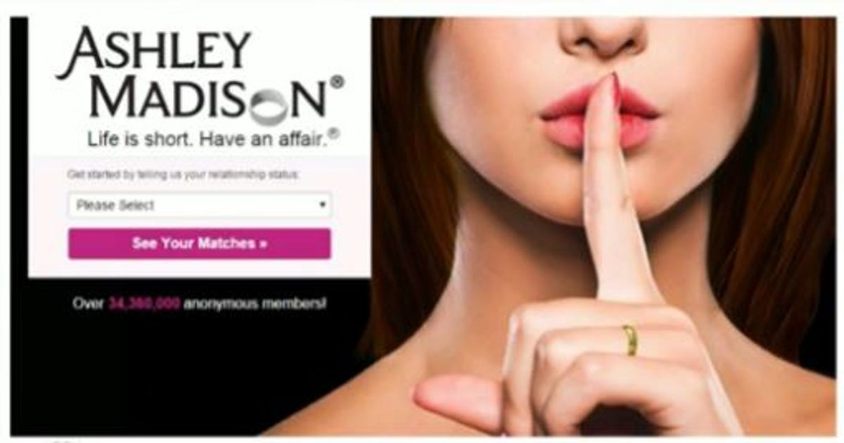 technology ashley madisons hacked customer files posted online threatened reports