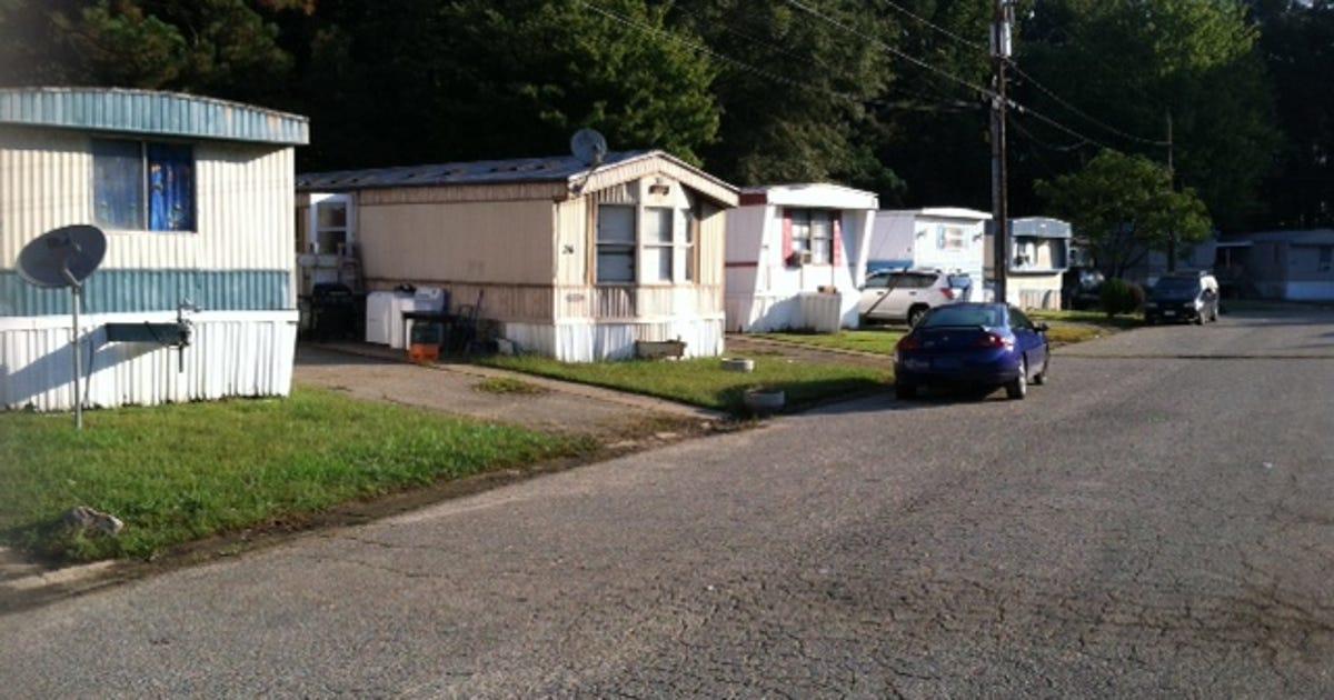 Man Shot At Newport News Mobile Home Park