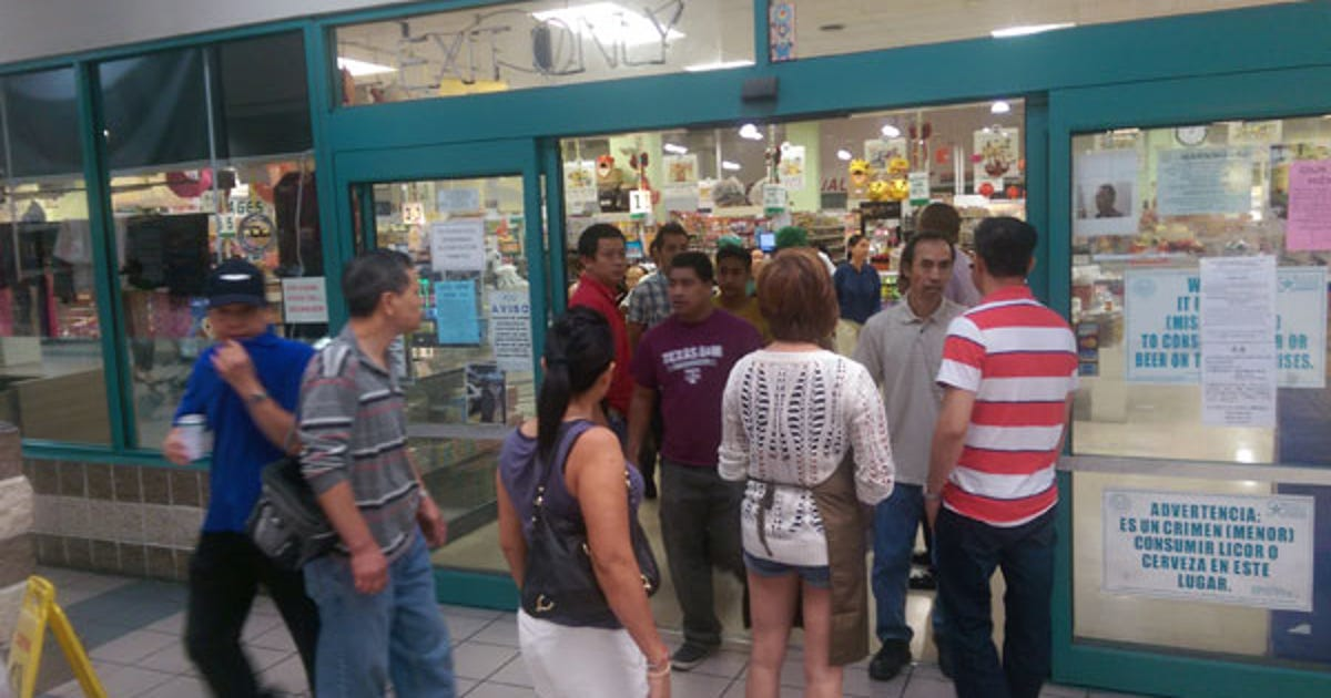 Hong Kong Food Market  Houston