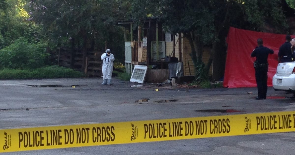 1 Found Dead After Atlanta Mobile Home Fire