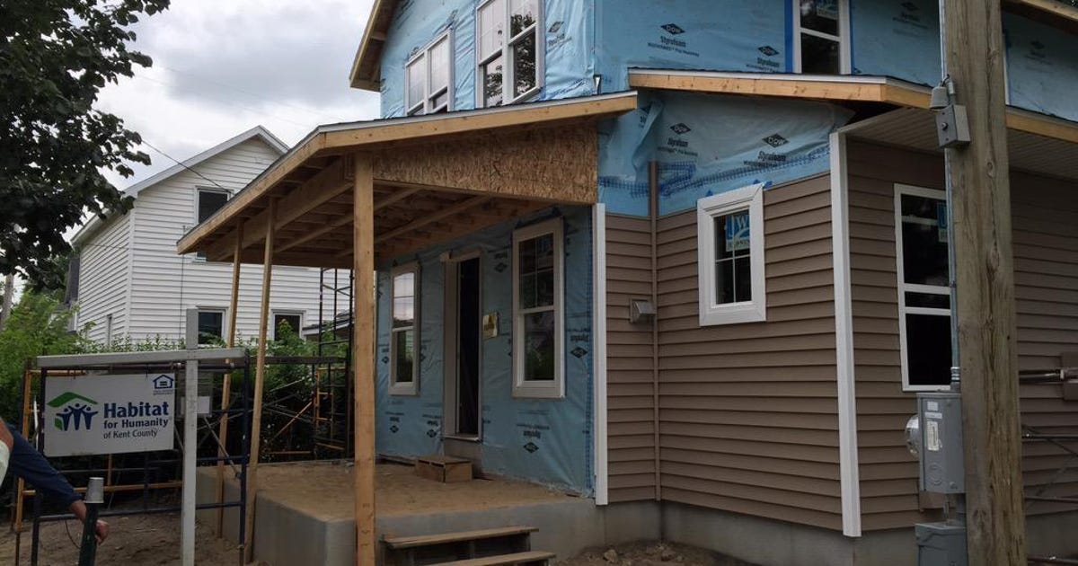 Habitat for humanity wraps up 5m west side campaign for Construction habitat