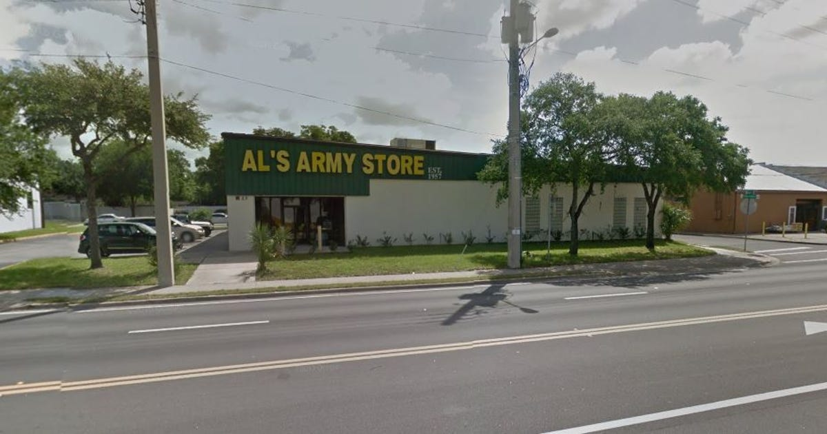 Outback Army Navy is located at Schillinger Rd N, Mobile, AL. This location is in the Glen Acres neighborhood. This business specializes in Military Surplus.