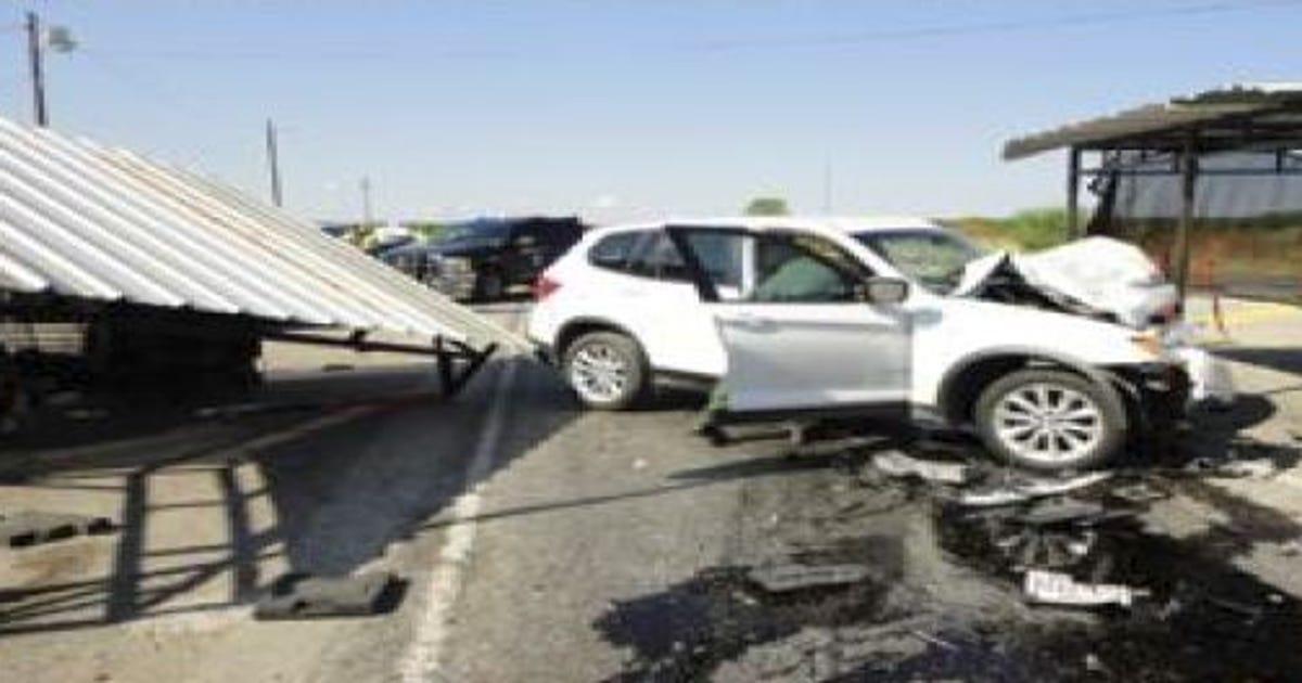 Eagle Pass Texas Car Accident
