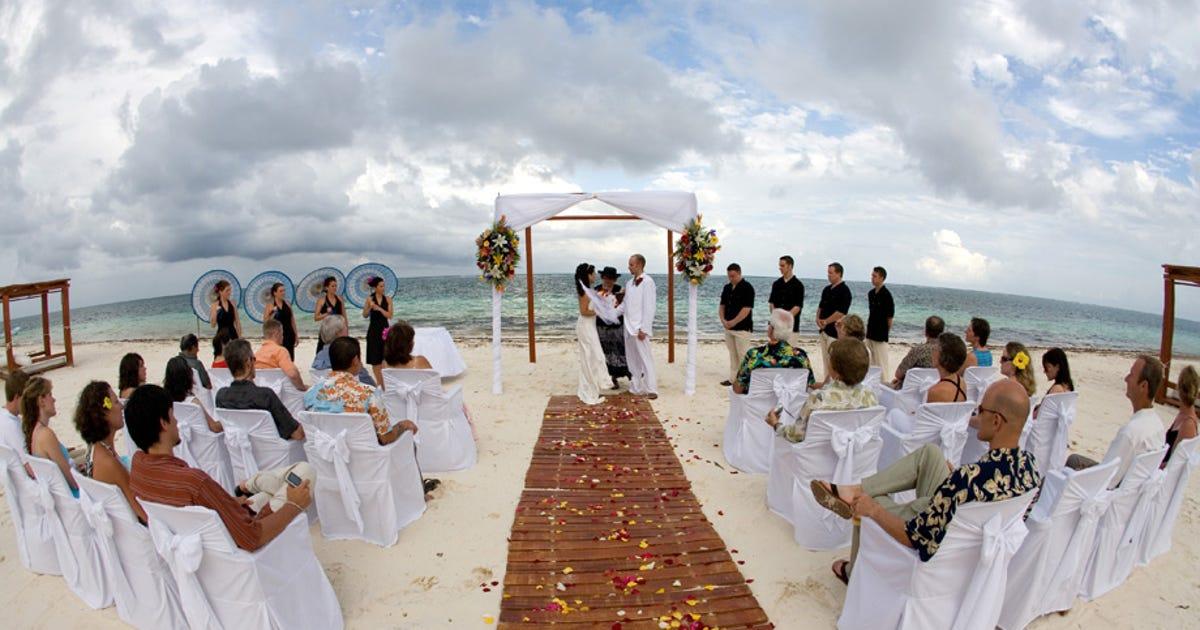 Best spots for destination weddings honeymoons for Top 5 wedding destinations
