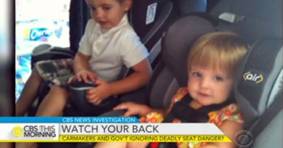 Mom Shares Heartbreaking Post About Car Seat Safety After Losing Her Son