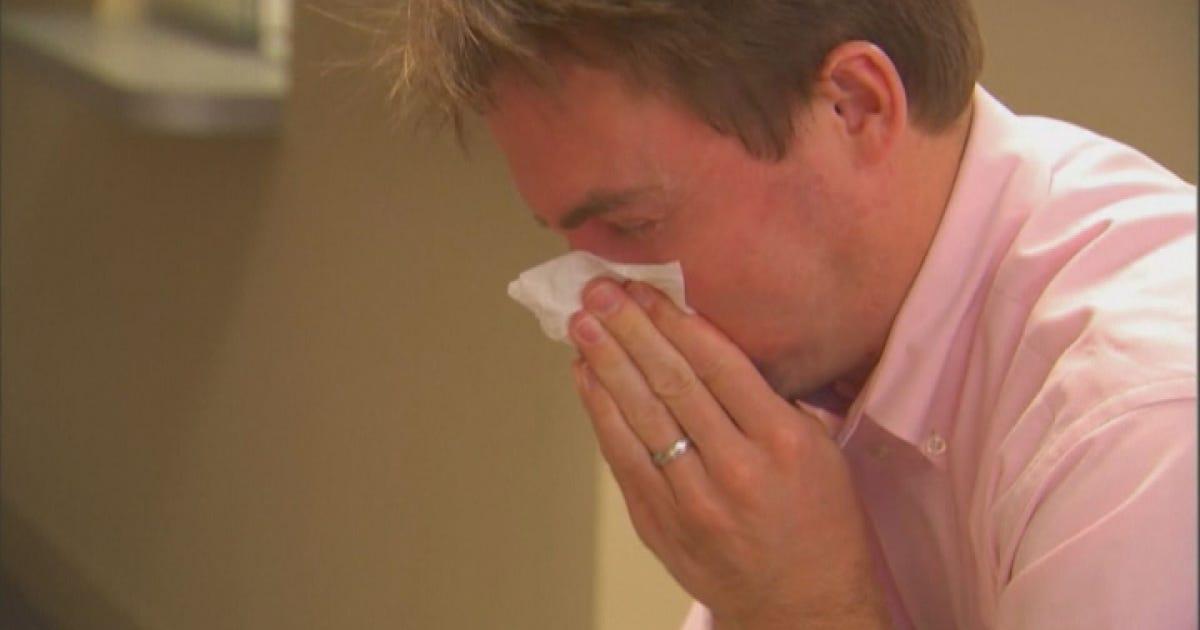 Calmer flu season for north carolina for Stahlwandbecken 3 60 x 0 90