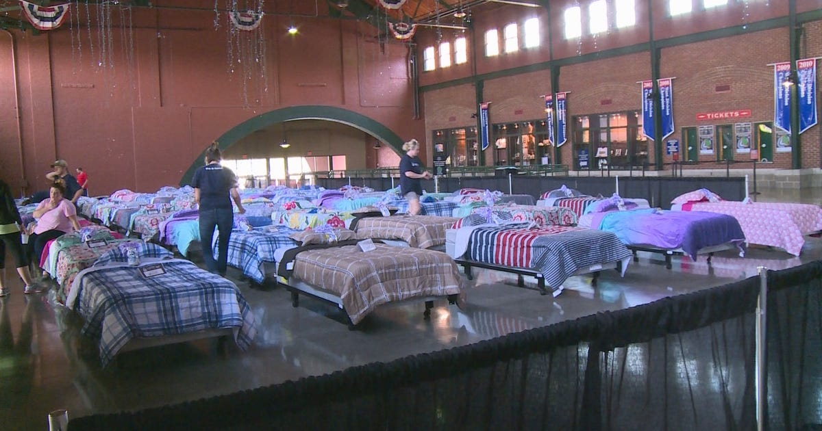 Ashley Furniture Bats Providing Beds To Needy Children