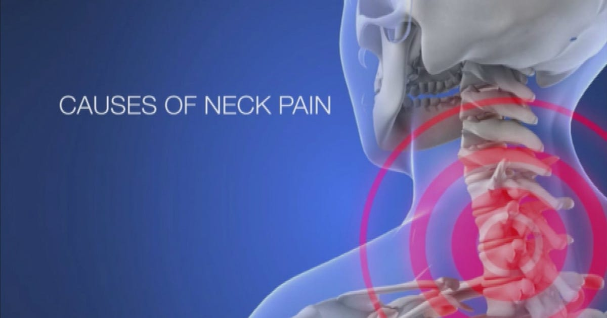 Ways to conquer chronic neck pain