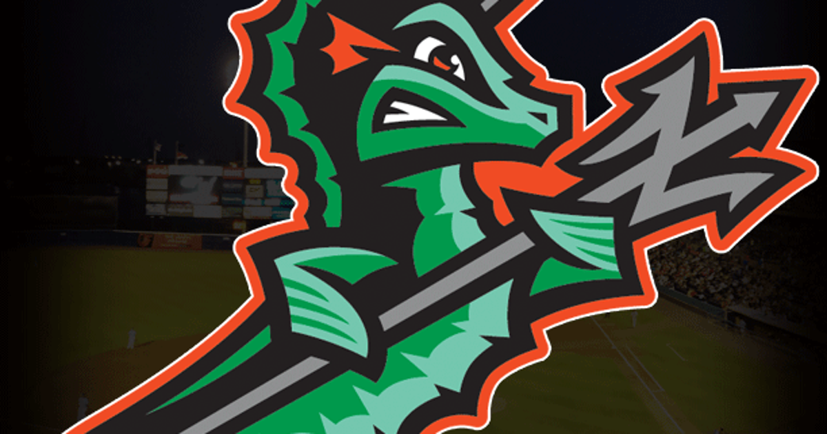 Norfolk Tides call on fans to name seahorse mascot