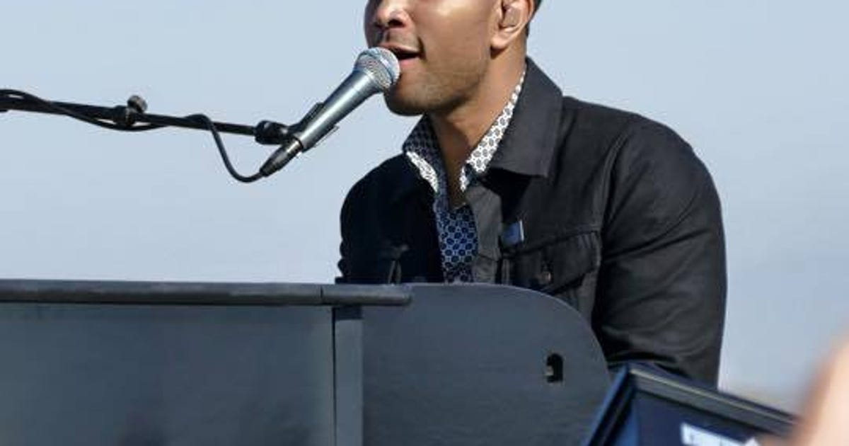 John Legend Usa Tour