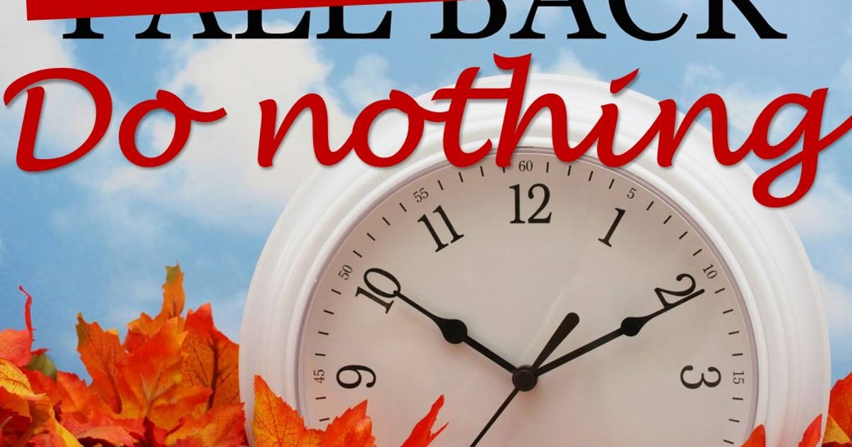 Dst Fall Back Time Travel