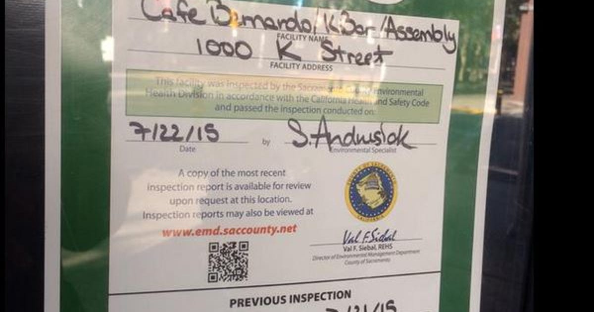 3 K Street bars briefly closed due to cockroach infestation