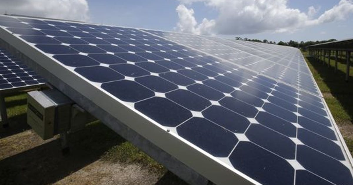 Obama Unveils Solar Panel Plan For Low Income Homes