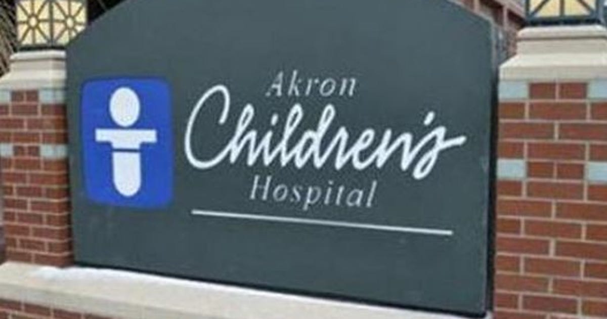 Shooting victim shows up at Akron Children's Hospital
