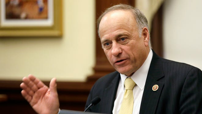 Rep. Steve King, R-Iowa, is a member of the House Agriculture Committee.