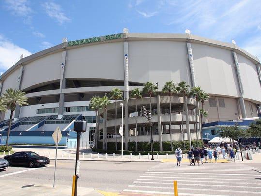 AP RAY STADIUM BASEBALL S BBA FILE USA FL