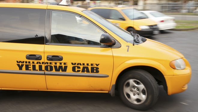Willamette Valley Yellow Cab is offering homeless people the option to warm up in its cabs as temperatures drop outside.