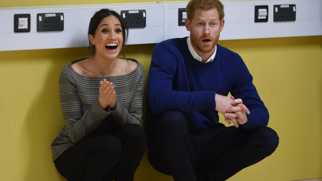 Harry and Meghan's big travel plans for Valentine's Day