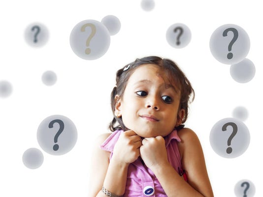 Little Girl Scared from questions