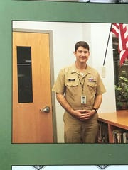 Chief Christopher Vlangas, NJROTC at Brewster High