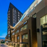 The Aloft Greenville Downtown in South Carolina opened six months ago. Aloft Hotels are offering to give discounts to guests taking gap years.