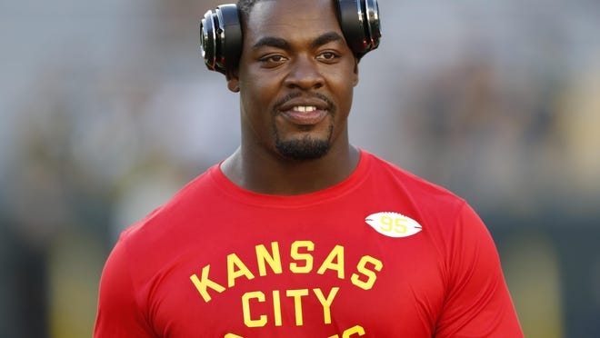 The Kansas City Chiefs have agreed with defensive tackle Chris Jones on a four-year, $85 million contract extension that includes $60 million in guarantees.