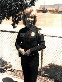 Retired Sgt. Patricia Hopkins, the first female sergeant and detective at the Simi Valley Police Department, passed away Oct. 27 at the age of 80.