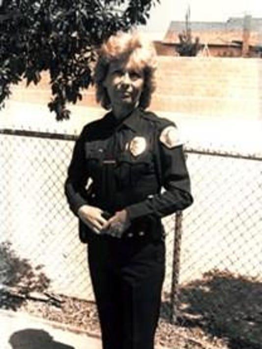 Sergeant Patricia Hopkins