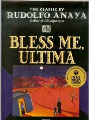 a literary analysis of bless me ultima by rudolfo anaya Includes useful essays on bless me, ultima by roberto cantu, jean cazemajou, and others lamadrid, enrique r the dynamics of myth in the creative vision of rudolfo anaya.