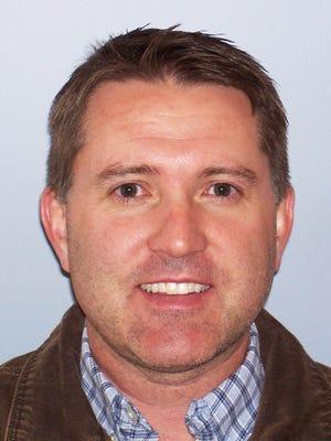 Matt McIff, a family medicine physician at the Intermountain Sunset Clinic.