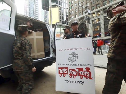 Marines New Brand