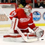Detroit Red Wings host well-rested Washington Capitals