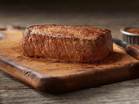 Outback Steakhouse Sirloin