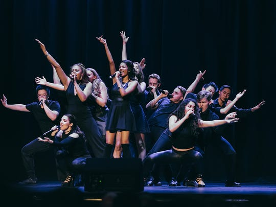 The 2016 International Championship of Collegiate A Cappella was held in New York. The Northwest semifinals will take place March 25 at the Elsinore this year.