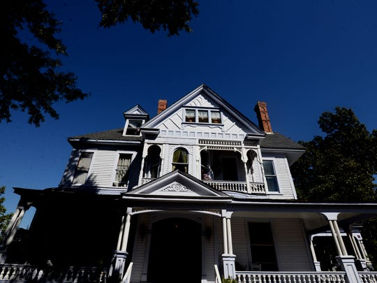 The Logan Mansion is considered one of Shreveport's most haunted places. Lafayette Robert Logan, an ice manufacturer and beer distributor, built the Logan Mansion in 1897.