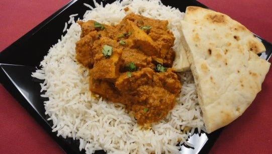 Chicken tikka masala from India is on the menu at Florida Tech's unique Mother's Day brunch from 11 a.m. to 1:30 p.m. May 14 at Panther Dining Hall.