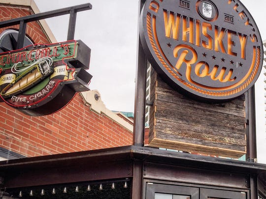 Dierks Bentley's Whiskey Row is throwing a country-flavored party to ring in 2016.