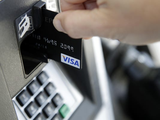 On the Money-Credit Card Debt