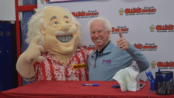 Baseball Hall of Fame pitcher Don Sutton, a Tate High