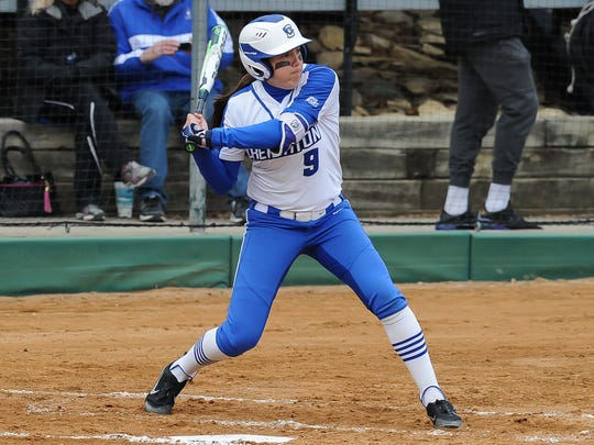 Former Ashwaubenon standout Sam Crowley is having a breakthrough senior season at Creighton, leading the team with a .383 batting average.