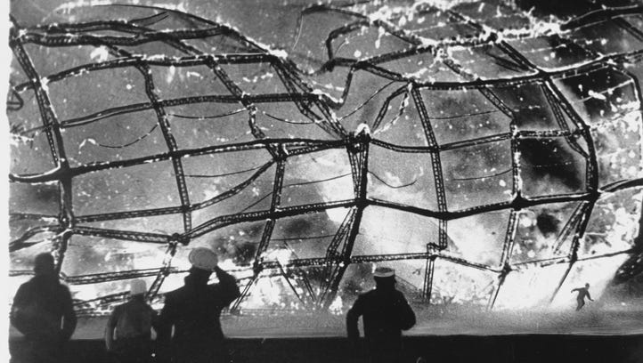 What caused Hindenburg fire? Retired NASA expert digs in