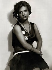 "Dubbed ""the Black Garbo,"" Nina Mae McKinney starred"